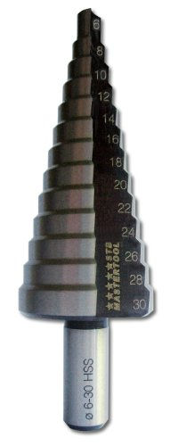 Stufenbohrer HSS 6-30mm