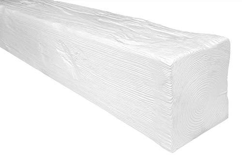 2 metros   Viga   Poliuretano   Aspecto de madera   Deco Wood   170 x 190 mm   ED104.W
