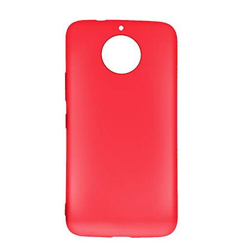 AWINNER Back Cover Case Compatible with Moto G5s Plus