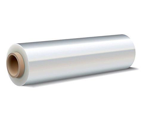 timalo Transparente Premium Schutzfolie, Einbandfolie, Bastelfolie 1 Meter x 63 cm Meterware Möbelfolie Folie zum Basteln, Klebefolie für Möbel