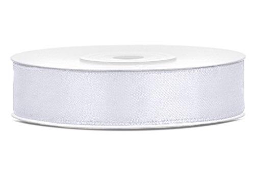 Rouleau complet 25 mx25 mm Ruban en satin double face Lavande [Rouleau complet]