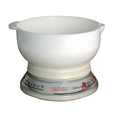 Add N Weigh Balance de cuisine mécanique 3 kg