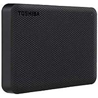 Toshiba Canvio Advance 4TB USB 3.0 Portable External Hard Drive