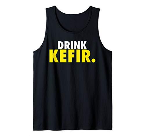 Drink Kefir Russian Fermented Milk Tank Top