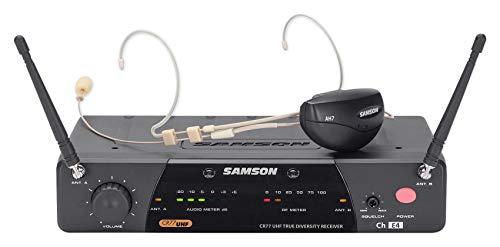 Samson Airline 77 AH7 Wireless System (Headset, Ch K6)