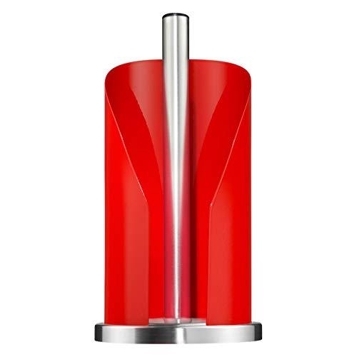 Wesco 322 104 Papierrollenhalter rot