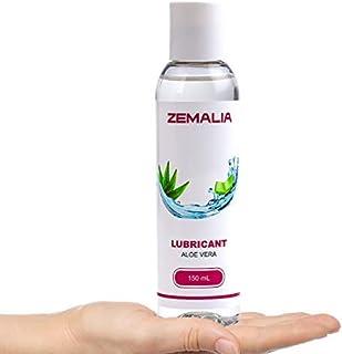 ZEMALIA | Gel lubricante sexual a base de agua íntimo de