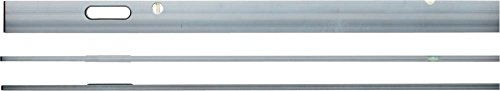 STABILA Richtscheit Type AL-2L-2G, 200 cm: mit 1 Horizontal-Libelle, 1 Vertikal-Libelle und 2 Grifföffnungen