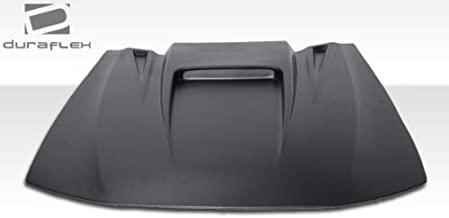 Extreme Dimensions Duraflex Replacement for Universal Spyder 3 Hood Scoop - 1 Piece
