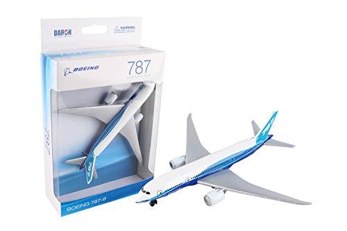 herpa 86RT-7474 Boeing B787 Single Airplane B787-in Miniatura para Manualidades, coleccionar y como Regalo, Multicolor
