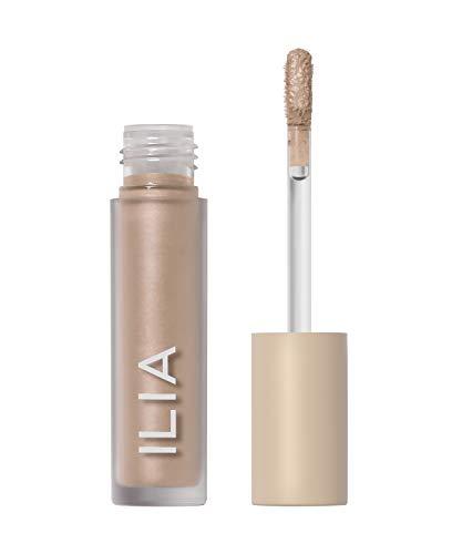 ILIA - Natural Liquid Powder Chromatic Eye Tint | Non-Toxic, Vegan, Cruelty-Free, Clean Makeup (Glaze)