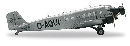 Herpa 019040, Modello di aeroplano, Junkers Ju-52/3 m 'Lufthansa'
