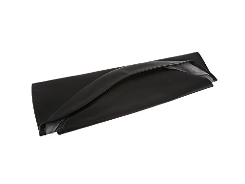 FEZ Sitzbezug glatt, schwarz ohne Schriftzug - für Simson S53, S83, SR50, SR80