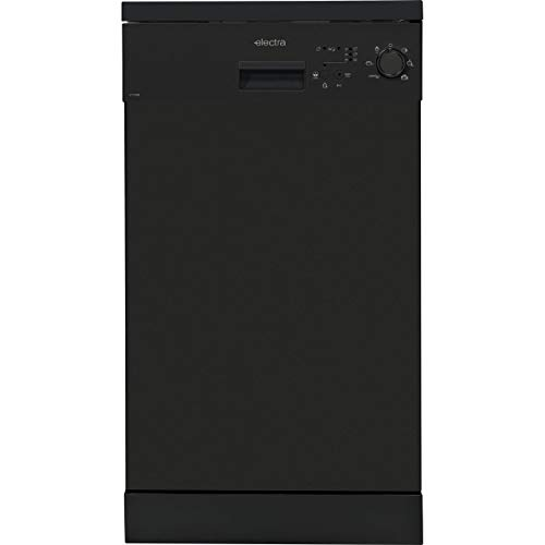 Electra C1745B Freestanding A++ Rated Dishwasher - Black