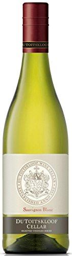 Du Toitskloof - Sauvignon Blanc - Südafrikanischer Weißwein 2018 - Trocken - 6 Flaschen á 0,75L