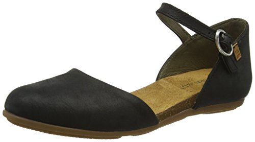 El Naturalista S.A Nd54 Pleasant Stella, Damen Merceditas, Schwarz (Black), 40 EU