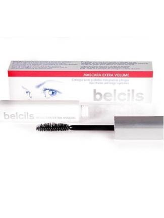 Bilcils Mascara Fortalecedora Negro 7 ml - Mascara Cremosa para Maquillar las Pestañas y Fortalecerlas