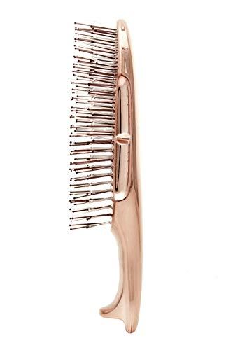 エスハートエスエス・ハート・エススカルプブラシワールドモデル(ショート)ピンクゴールド新パッケージヘアブラシ単品長さ160×幅51×高さ40mm