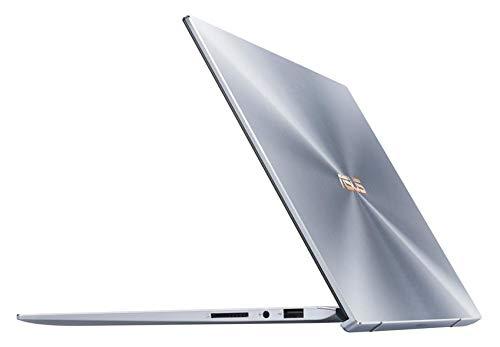 ASUS ZenBook UM431DA-AM005T-BE Argent Ordinateur portable 35,6 cm (14) 1920 x 1080 pixels AMD Ryzen 5 3500U 8 Go LPDDR3-SDRAM 512 Go SSD