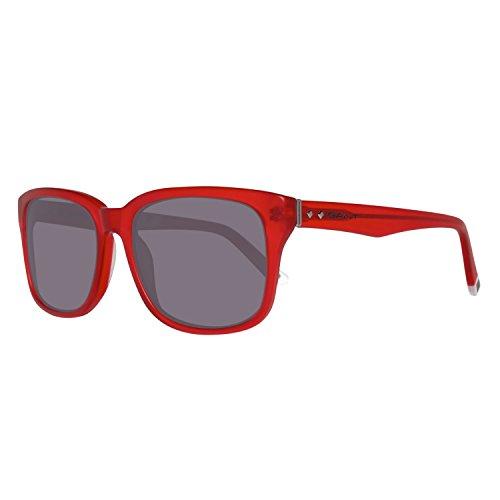 Gant Sonnenbrille GR2006 55L90 Gafas de Sol, Rojo (Rot), 55 para Hombre