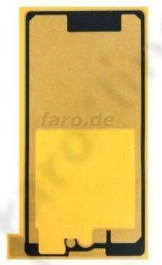 Klebepad zum Wasserdichten verkleben des Akkudeckels für das Sony Xperia Z1 compact