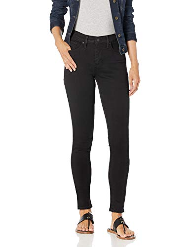Levi's Women's 311 Shaping Skinny Jeans, Soft Black, 24 (US 00) S