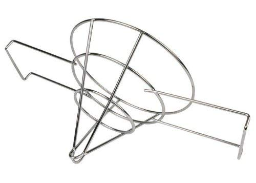 Winco Fryer Filter Stand,Chrome,Medium