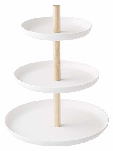 YAMAZAKI Etagere, Weiß, One Size