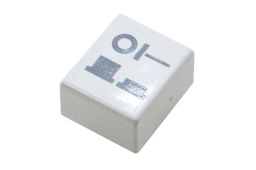 vaatwasser button – op off. Origineel onderdeelnummer 766410506