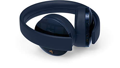 Casque sans fil pour PS4 - gold/navy blue