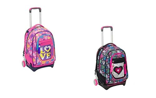 SHINEHEART ZAINO TROLLEY NEW JACK