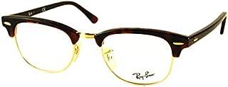 【RayBan】 レイバン 正規品 Ray-Ban (レイバン)メガネフレーム RX5154 2372 49 クラブマスター CLUB MASTER