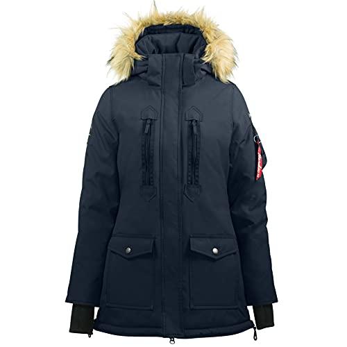 호르즈 여성 브룩 롱 파카 재킷
