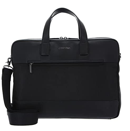 CALVIN KLEIN Men Insert Computer Bag, Ck Black, One Siz