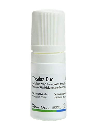 THEALOZ DUO 10 ML OJOS SECOS