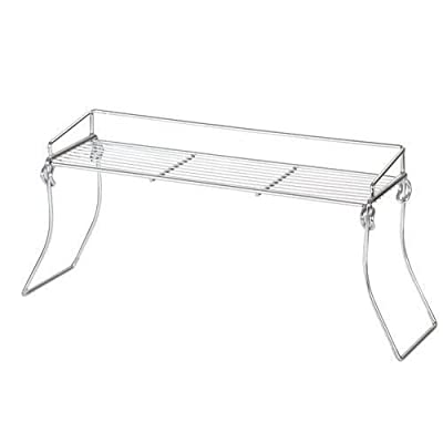 Mainstays Over the Sink Shelf, Chrome (1)