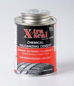 Xtra-Seal Chemical Vulcanizing Cement (8 oz.) by 31 INCORPORATED