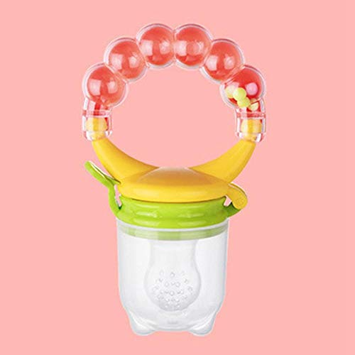 Great Features Of Baby Silicone Fruit Feeder Baby Bottle Feeding Fruit Vegetable Music Newborn Food ...