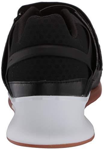 Reebok Men's LEGACYLIFTER Cross Trainer, Black/White/Rubber Gum, 9.5 D (M) Maine