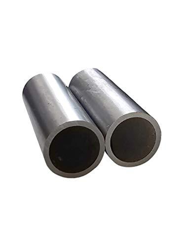 XMRISE High Purity Grafito Tubo Tubo DE CALENTO Molde de Tubo de soplado Molde Conductor Protección de Alta Temperatura OD12 MM H 95mm 2pcs