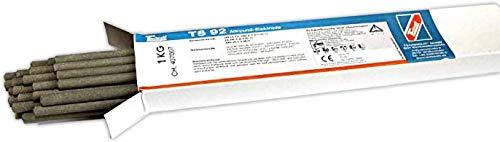 TECHNOLIT TS 92 Allround-Elektrode Stabelektrode Schweißen - schweisser - king. de - div. Größen VPE 1kg, Größe: 3.20 x 350 mm