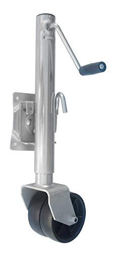 Pacific Rim MJ-1500BBX-DWL Ram Swivel Tongue Jack - 1500 lb. Load Capacity