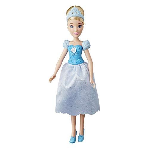 Boneca Disney Princess Fashion, com acessórios - Princesa Cinderela - E2749 - Hasbro