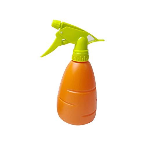 Youlin 450 Bloc De Couleur Forme De Carotte Flacon Puérisateur Plaique Pré À La Main Vases De Coulée Arrosage Pot