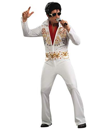 Elvis Presley Herrenkostüm L