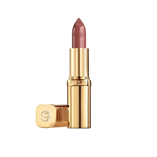 L'Oréal Paris Colour Riche Satin Lipstick with a Hydrating and Nourishing Feel with an Elegant Satin Finish, 30 Year Cristal Cappuccino