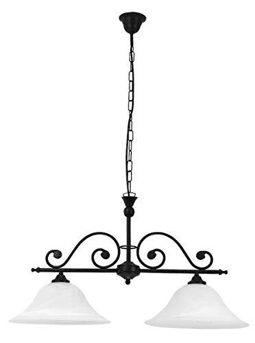 Decken Hänge Lampe Leuchte Landhausstil Pendel Licht Antik Rabalux Dorothea 7777