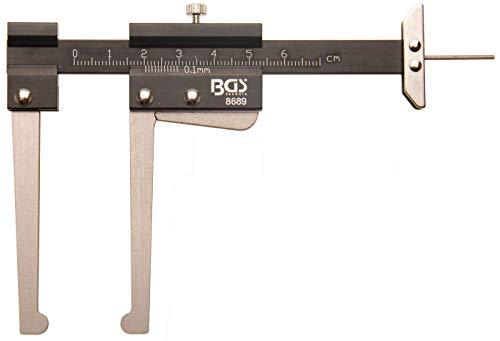 BGS 8689 Bremsscheiben-Messschieber 60 mm