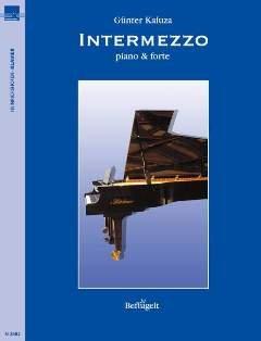 INTERMEZZO - PIANO & FORTE - arrangiert für Klavier [Noten / Sheetmusic] aus der Reihe: BEFLUEGELT 2
