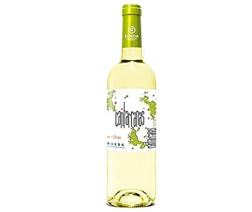 Cantarranas Verdejo, Vino Blanco D. O Rueda - 750 ml